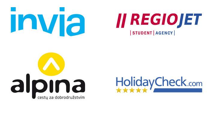 Firmy z oboru cestovní ruch, pro které jsem pracoval.