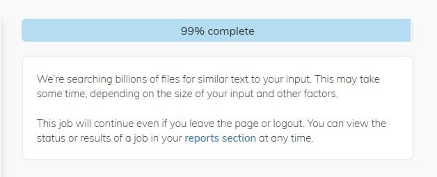Nejlepší nástroje na odhalení kopírování textu fungují na 99%.