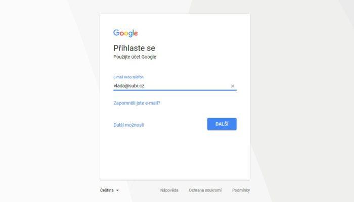 Přihlášení Gmail a tajné tipy