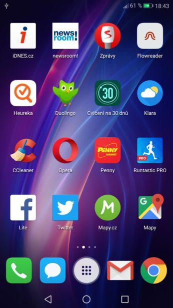 Moje tipy na Nejlepší aplikace do mobilu zdarma.